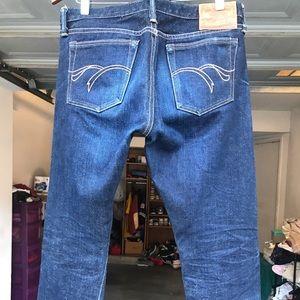 The Flat Head F310 Japanese Selvedge Denim Jeans